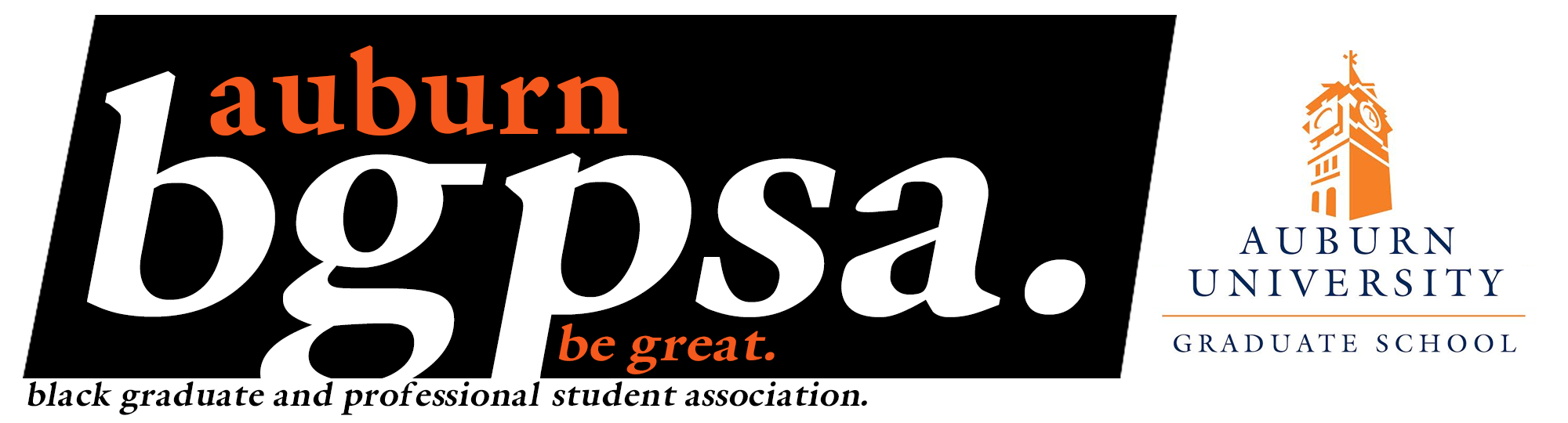 BGPSA Banner - Be Great